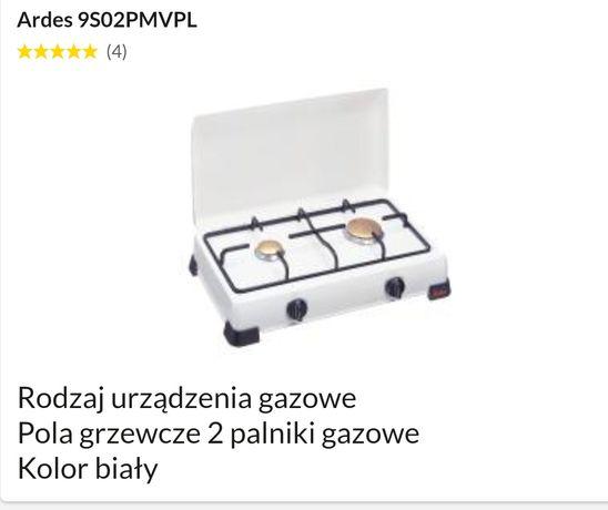 Kuchenka gazowa 2 palnikowa z butlą na gaz 11kg