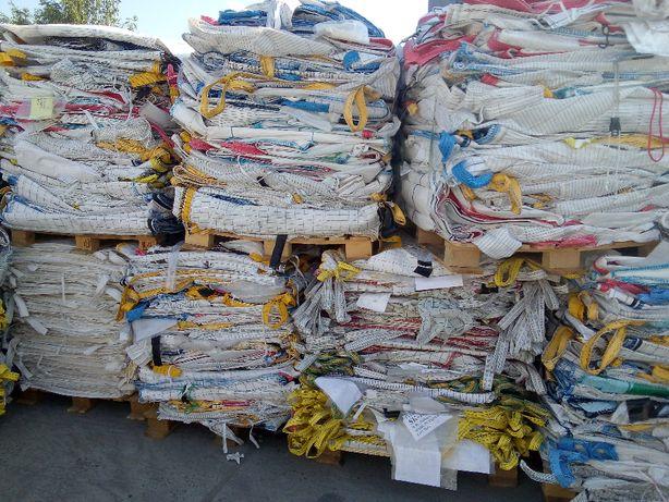 Worki big bag używane oraz NOWE rozmiar 90/90/140cm Najtaniej