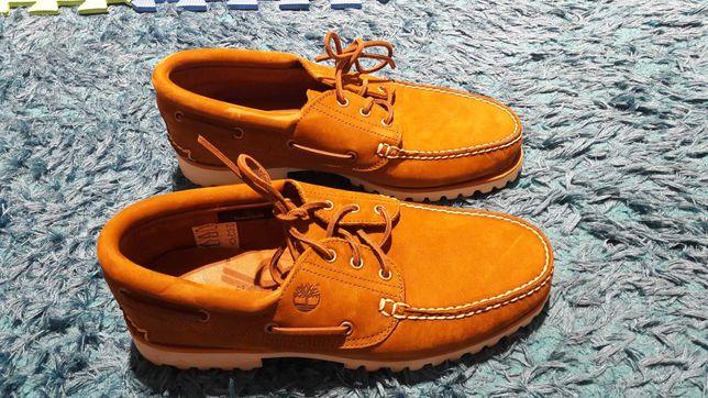 Timberland boat shoes, mokasyny żeglarskie, r.45