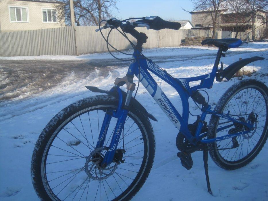 Продам велосипед 26 колесо. Старобельск - изображение 1