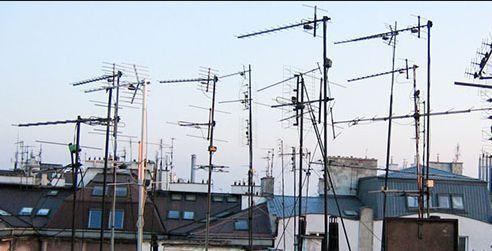 Ustawianie ustawienie anteny regulacja, instalacje Sat DVB-T  LTE