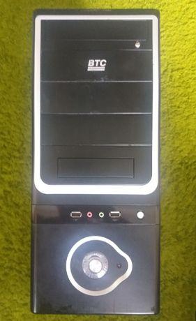 Продам компьютер в подарунок монітор, бездр клавіатуру, мишку і роутер