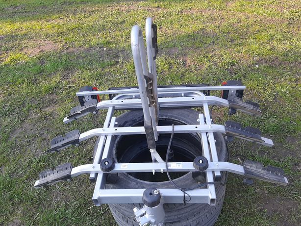 Wypożycze Bagażnik rowerowy na hak- 3 rowery
