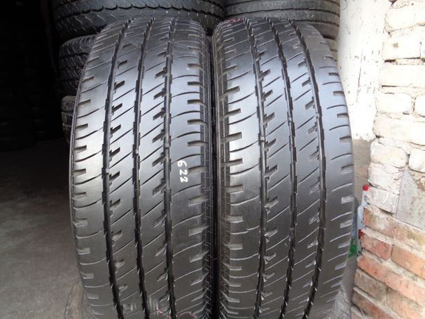 Vredestein Comtrac 215/65r16c made in Holland 2шт, 8,2-8,6мм, ЛЕТО