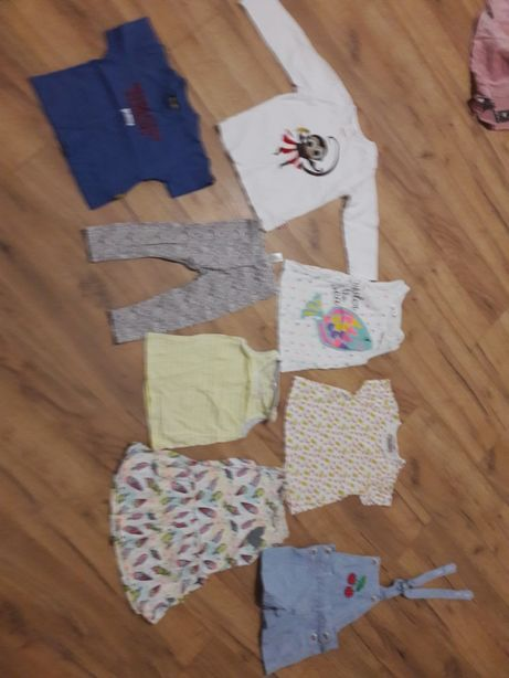 Ubranka dziecięce - 80 cm