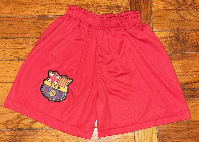 Шорти шортики спортивні для хлопчика FC Barcelona