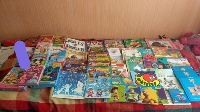 Англійські книги для дітей/підлітків/English books/Книги на английском