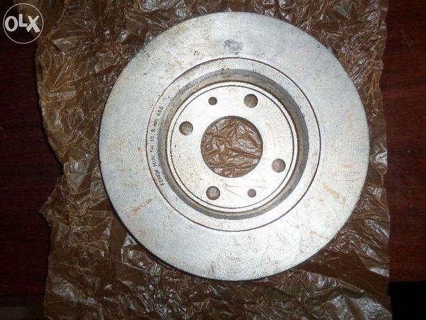 Диск тормозной ВАЗ 2112 R14 10.8х465 FENOX новый