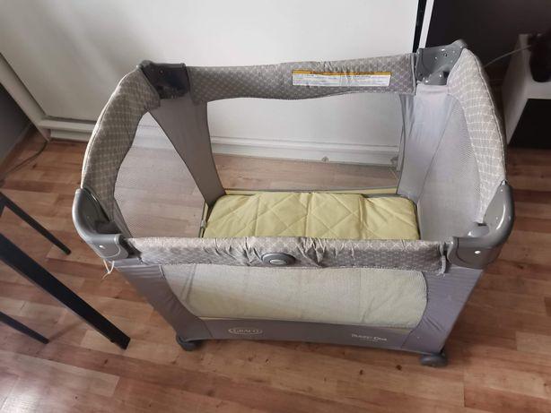 łóżeczko turystyczne dla niemowląt