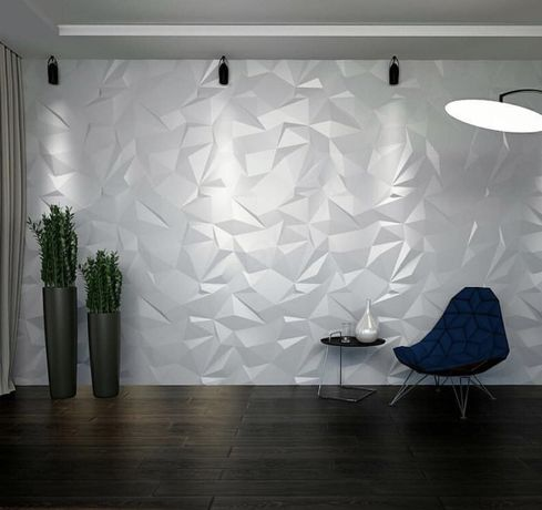 Гипсовые 3D Панели, Панели из гипса