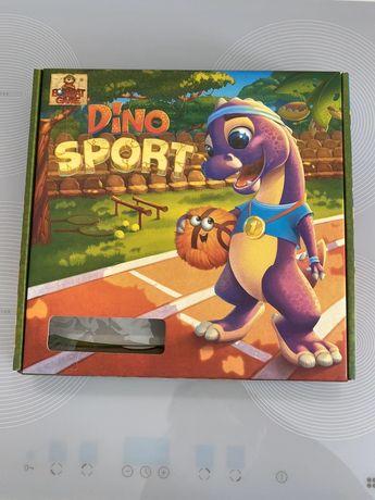 Настольная игра Dino Sport, Соревнования динозавров