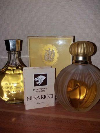 Nina Ricci Nina винтаж.редкий
