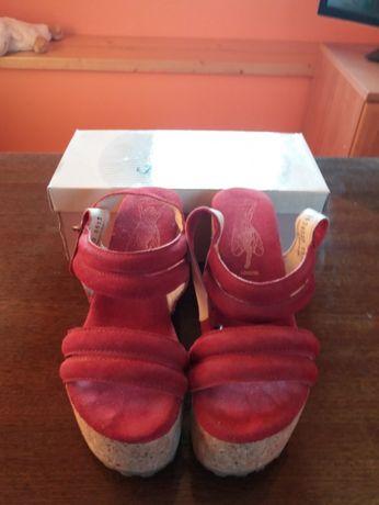 Sprzedam buty London rozmiar 39 mało używane