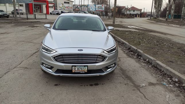 ford fusion 2016 4×4 awd 2.0 ecoboost 245л.с