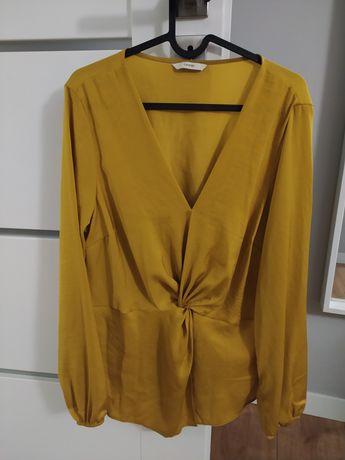 Bluzka musztardowa George 14/42 XL