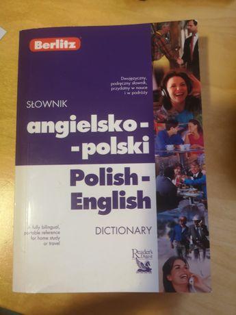 Kieszonkowy Słownik angielsko polski