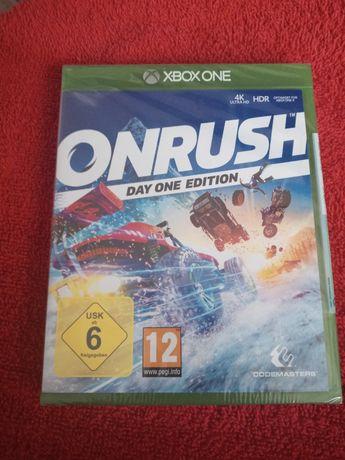 ONRUSH Gra Xbox one Nowa