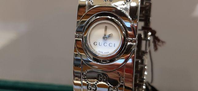Gucci YA112510 Twirl NOWY PROMOCJA damski kwarcowy