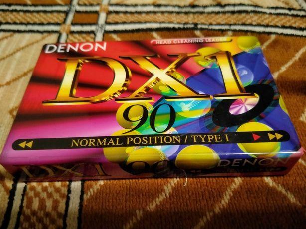 Аудио кассета Denon Dx1 ,90 min
