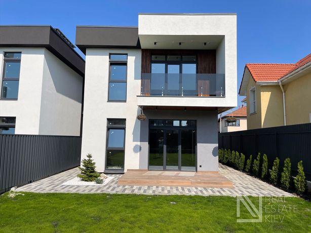 Продажа домов в стиле Hi-Tech в Киеве, Жуляны. Без %