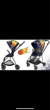 Колиска, Прогулочная детская коляска Cybex Mios, Space Rocket