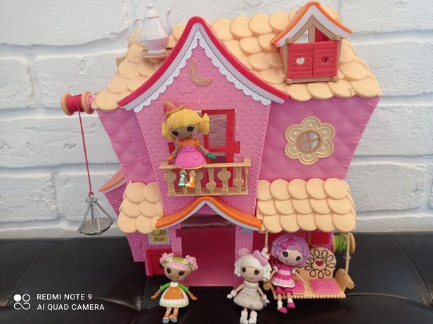 Domek z lalkami Lalaloops