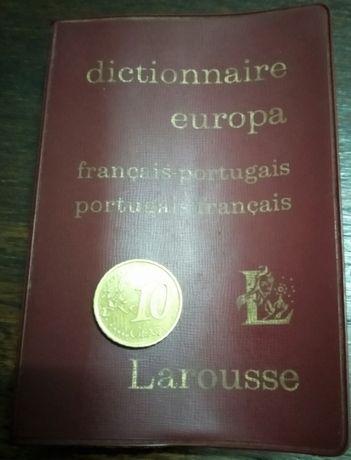 Mini Dicionário Viagem Português-Francês / Francês-Português Larousse