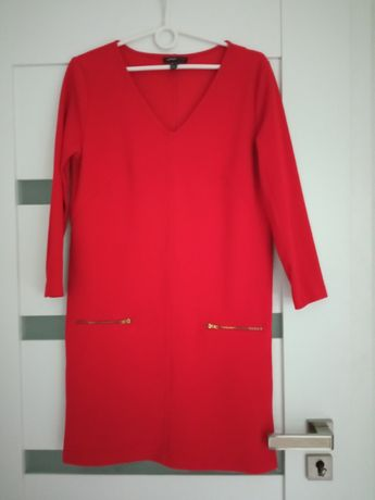 sukienka mini MANGO