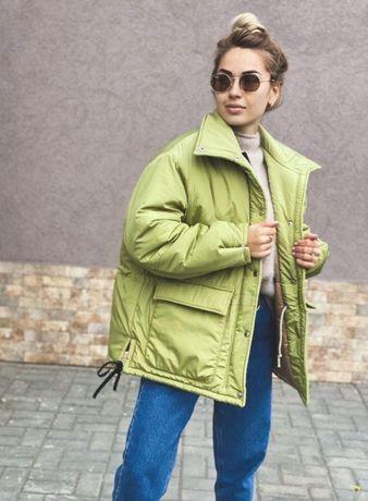 • Очень теплая Куртка / Парка (до -20) •