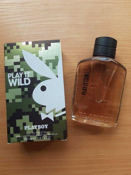 Perfum męski Playboy Play It Wild