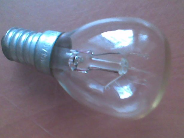 Лампы для холодильника и швейной машинки. Цоколь Е14. 3 шт. НОВЫЕ!