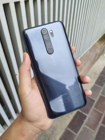 NOWE Etui Xiaomi Mi Note 8 Pro - oryginalne. Transparent Gray. Case.