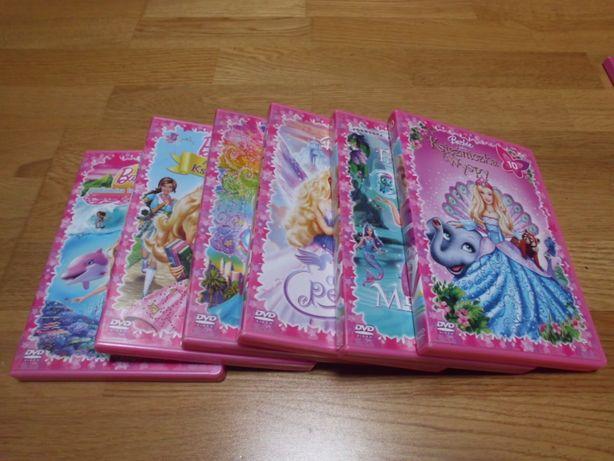 DVD Kolekcja Barbie