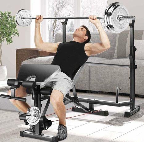 Banco de musculação