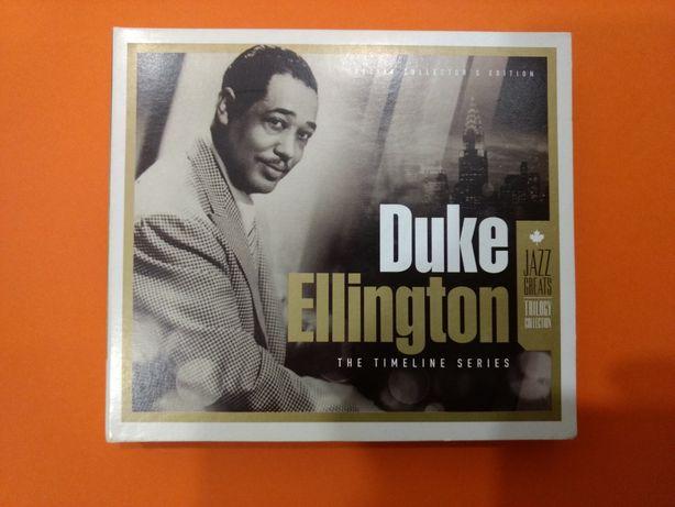 Discos de Jazz: Duke Elligton - The Timeline Series (3 álbuns)