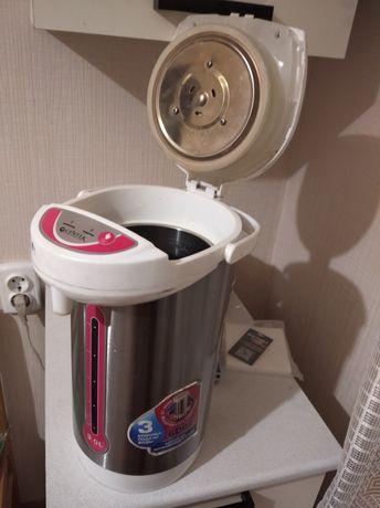 Чайник, термос, термопот.