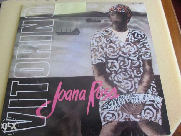 Vitorino - Joana Rosa (LP vinil)