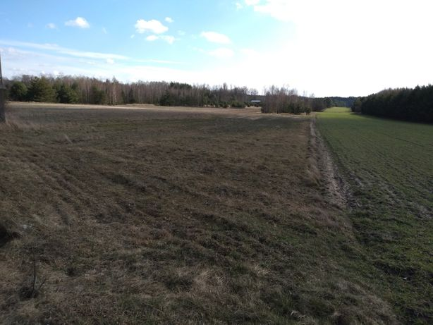 Działka rolno budowlana