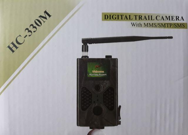 Fotopułapka Kamera leśna HC-330 M nowa 2021 HC300