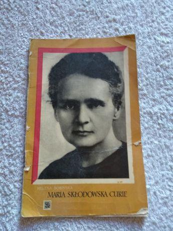 Maria Skłodowska Curie H. Bobińska