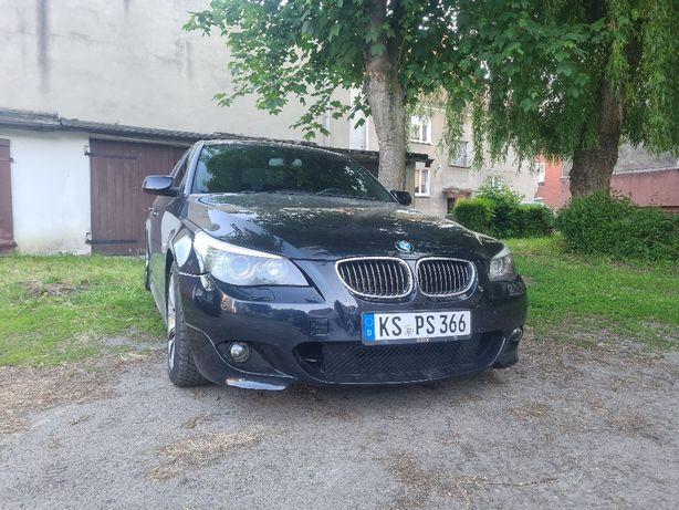 BMW E60 4.8 V8 2008! Po opłatach.