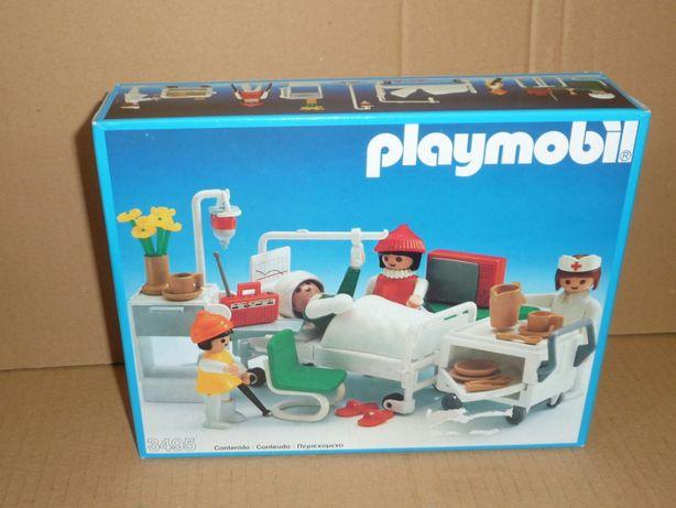 playmobil 3495 Hospital Room (Hospital)