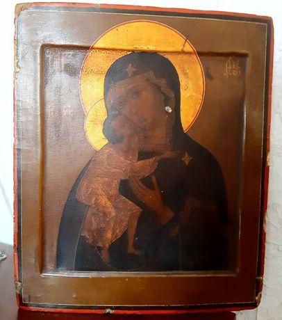 Феодоровская икона Божьей Матери.