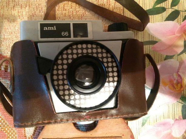 Aparat fotograficzny AMI 66 WZFO.