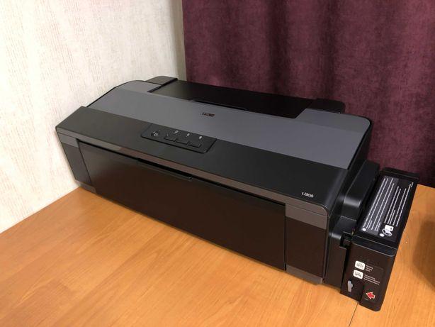 Принтер для кольорового друку Epson L1300