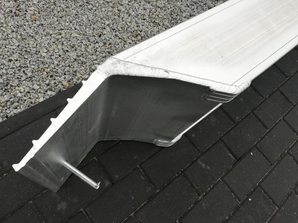 Najazdy aluminiowe 3T rampa Nowe najazdy 2,5m różne rozmiary