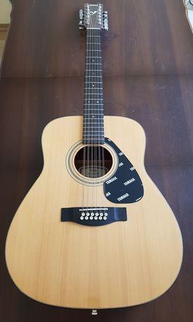 Гитара 12-ти струнная.YAMAHA FG-412-12.