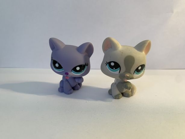 LPS Littlest Pet Shop - figurki kotki