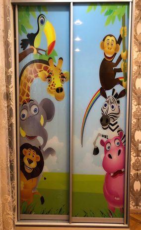 шкаф купе в детскую цена 3700грн