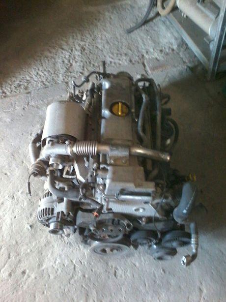 Двигатель Мотор Опель 2.0 дизель. Двигун Opel